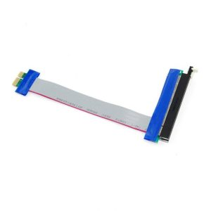 PCI-E Express x1 to 16x Riser Card Extend Cable